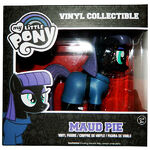 Funko Maud Pie glitter vinyl figurine packging