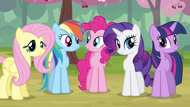 File:Rarity & Rainbow Dash happy S2E14.png