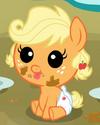 Applejack infant ID S3E08