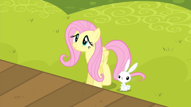 File:Fluttershy watching S4E14.png