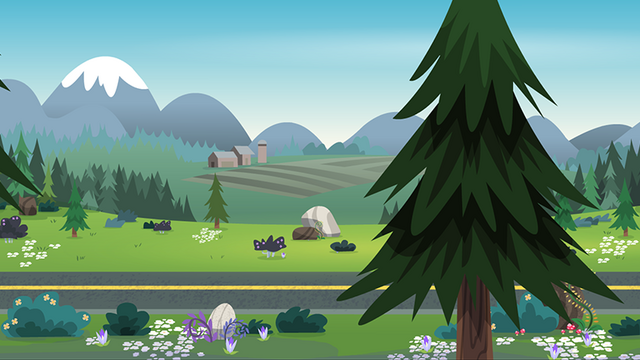 File:Legend of Everfree background asset - wooded highway 3.png