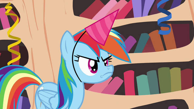 File:Rainbow Dash angry pout S4E04.png