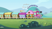 The Friendship Express S7E4