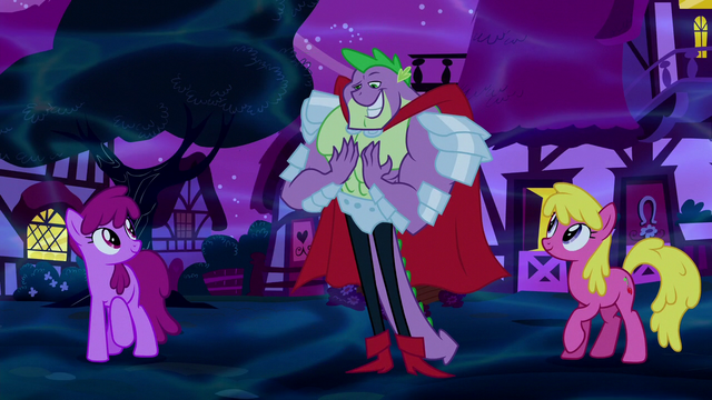 """File:Sir Spike """"might as well dream big"""" S5E13.png"""
