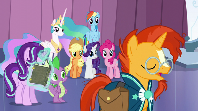 "File:Sunburst ""Oh, I'm no wizard"" S6E2.png"