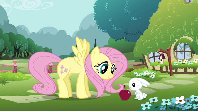 File:Fluttershy S4 opening theme with Discord.png