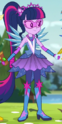 Twilight Sparkle Crystal Wings form ID EG4