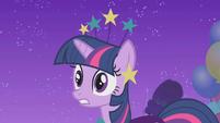 Twilight realizing their mistake S1E14