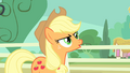Applejack 'the jumpin' June bugs are you blue' S4E11.png