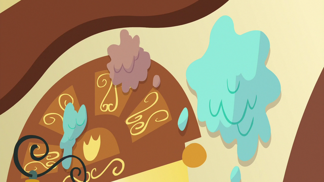File:Cupcake frosting stains on the wall S7E3.png