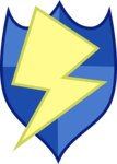 File:FANMADE Flash Sentry cutie mark by dcencia.png