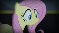 Fluttershy considering Spike's logic S5E21
