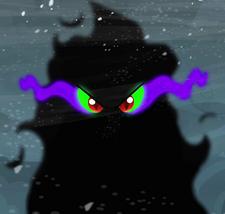 King Sombra shadow form ID S3E01