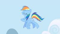 Rainbow Dash Proud S1E01