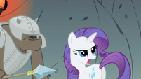 Rarity stress find S1E19