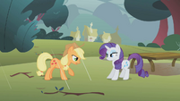 Rarity unimpressed S01E08