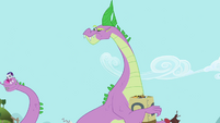 Spike what was that S2E10