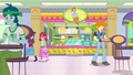 Applejack's juice bar at the Canterlot Mall SS9.png
