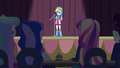 Rainbow Dash in front of microphone EG3.png