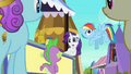 Rarity awkward smile S3E2.png