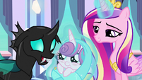 Thorax meets Flurry Heart S6E16