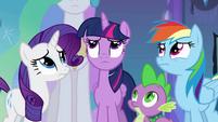 Twilight listening to the princesses EG
