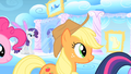 Applejack following Twilight S1E16.png