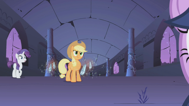 File:Crystals surround Applejack S1E02.png