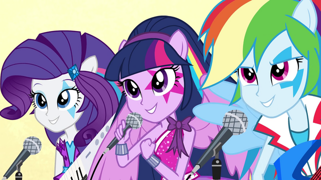 File:Twilight, Rarity, and Rainbow singing EG2.png