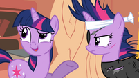 Twilight with future Twilight S2E20