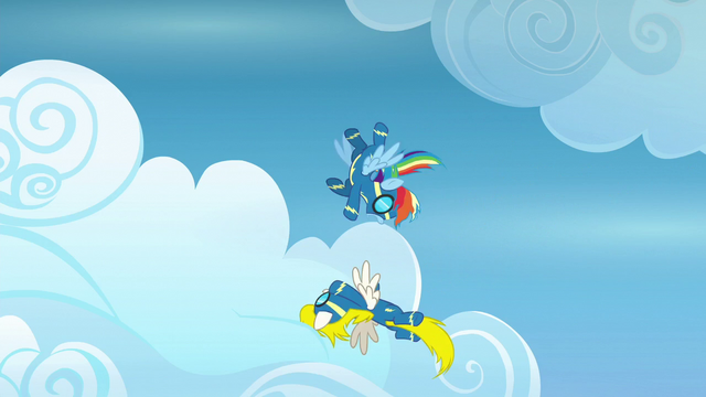 File:Rainbow and Surprise crashing into a cloud S6E7.png