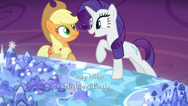 "File:Rarity ""we've been called to Manehattan!"" S5E16.png"