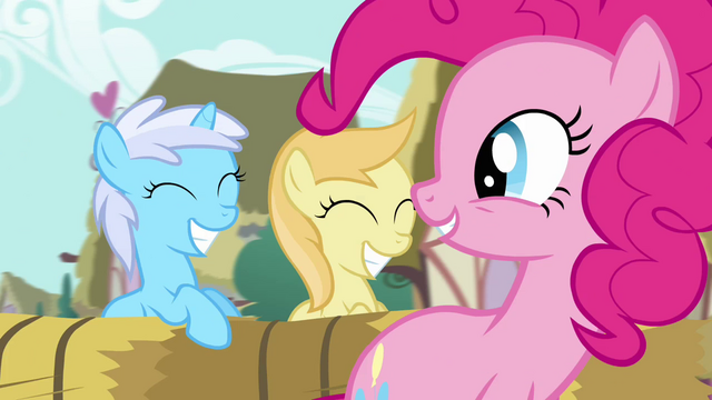 File:Pinkie Pie sad fillies in cart S2E18.png