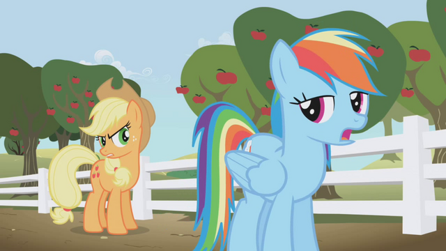 File:Rainbow Dash was busy S1E3.png