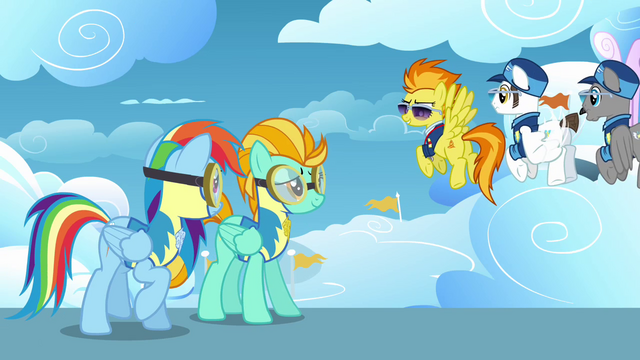File:Spitfire 'Why don't you two go hit the mess hall early' S3E07.png