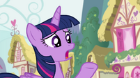 "Twilight ""Discord will be able to track him down"" S4E25"