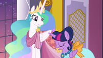 Twilight thinks the Gala was a disaster S5E7