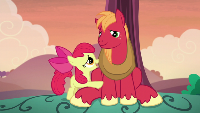 "File:Apple Bloom ""both of us have been holdin' back"" S5E17.png"