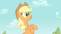 Applejack oh never mind S3E8