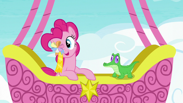 File:Pinkie Pie holding ribbon over her eye S7E11.png