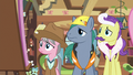 Expert ponies look back at the dream board S7E5.png