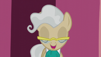 "Mayor Mare ""it's remarkable to me"" S5E9"
