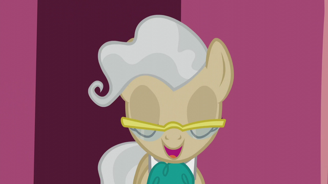 "File:Mayor Mare ""it's remarkable to me"" S5E9.png"
