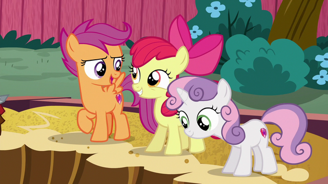 """File:Scootaloo """"what'd you think she was gonna be"""" S6E19.png"""