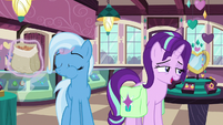 "Starlight Glimmer ""but I'm not upset"" S7E2"