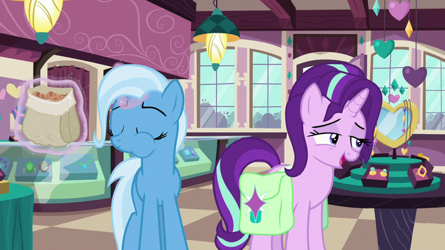 "File:Starlight Glimmer ""but I'm not upset"" S7E2.png"