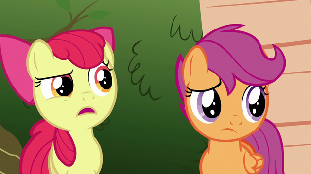 """File:Apple Bloom """"why in tarnation would you promise"""" S6E19.png"""