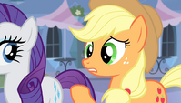 "Applejack ""tell him just in case"" S4E24"