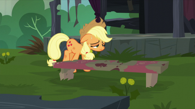File:Applejack taking a break S5E16.png