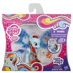 Cutie Mark Magic Rainbow Dash Charm Wings doll packaging